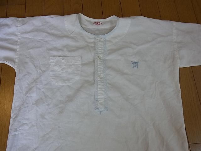 6/11(土)入荷商品!40-50'S スーベニア ヘンリーネック Tシャツ!_c0144020_15163859.jpg