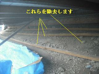 震災被害による屋根工事4日目_f0031037_20374072.jpg