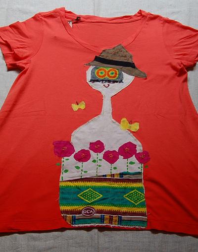Tシャツ展追加納品と作家さんアイテム新作届きました_a0043747_1519634.jpg
