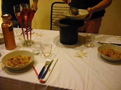 イタリア流・男の食彩_a0172661_8505042.jpg