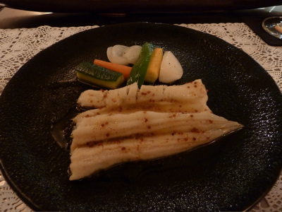 2011.6.10  ちょっと隠れ家レストランへ・・_a0083571_23115016.jpg