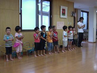 海合宿3園交流会がありました。_c0197584_11405045.jpg