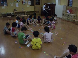 海合宿3園交流会がありました。_c0197584_11484442.jpg
