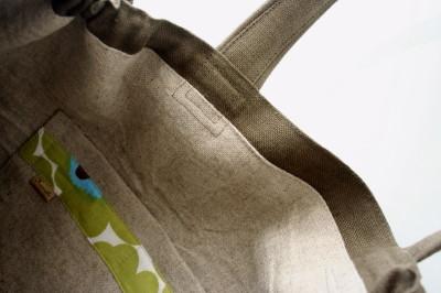 カーキ刺繍のバッグ_a0102486_1191240.jpg
