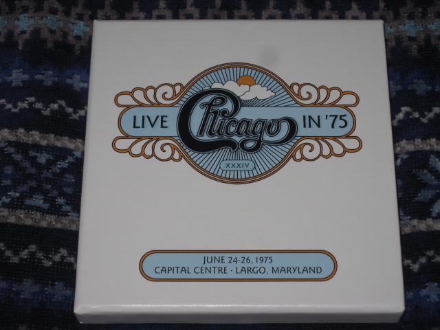 CHICAGO / LIVE IN \'75_b0042308_18123513.jpg