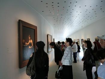 油絵科校外学習  「ホキ美術館 見学ツアー」_b0107314_10211987.jpg