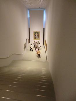 油絵科校外学習  「ホキ美術館 見学ツアー」_b0107314_10345453.jpg