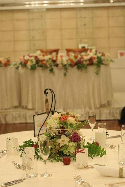 テディベアとウエディングドレス 横浜国際ホテル様へ_a0042928_214624.jpg