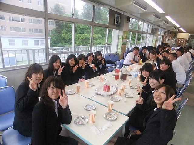 名古屋大学・一橋大学とのレセプション/夕食_e0137649_233231100.jpg