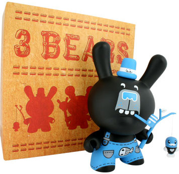 3 Bears Dunny Uncle Bucky by Tado_e0118156_22294539.jpg