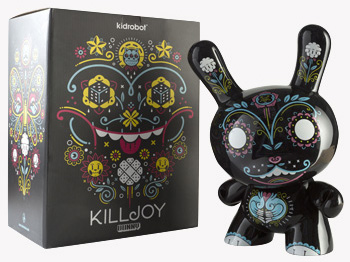 Killjoy Dunny 20-inch by Kronk_e0118156_2232515.jpg