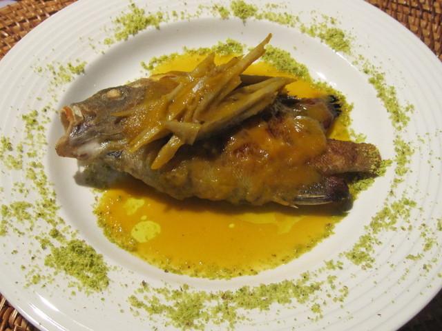 6月の料理「サルスエラ」_d0177560_22102841.jpg