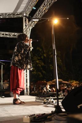 Plastic Tree、台湾フリーライヴで1000人が熱狂!_e0197970_2371619.jpg