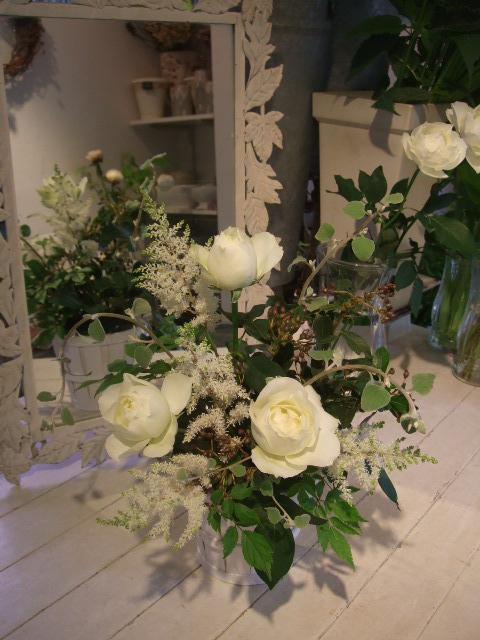 オークリーフ花の教室(バラを使ってレッスン)_f0049672_17465824.jpg