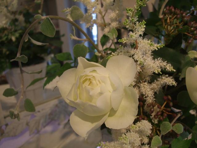 オークリーフ花の教室(バラを使ってレッスン)_f0049672_17473725.jpg
