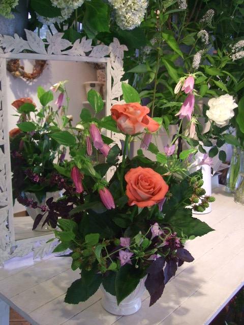 オークリーフ花の教室(バラを使ってレッスン)_f0049672_17595110.jpg
