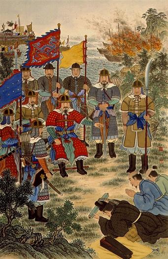 1419 朝鮮入侵日本對馬_e0040579_1133942.jpg