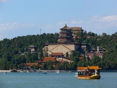 中国出張2010年09月-週末旅行-北京/頤和園(III)-廓如亭、十七孔橋_c0153302_15204419.jpg