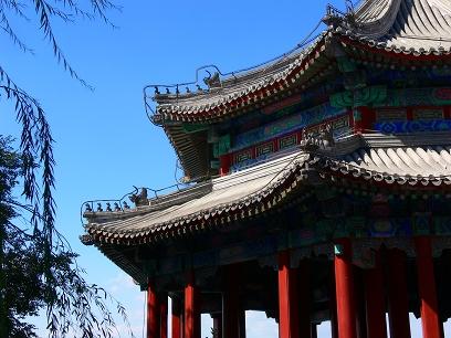 中国出張2010年09月-週末旅行-北京/頤和園(III)-廓如亭、十七孔橋_c0153302_15482999.jpg