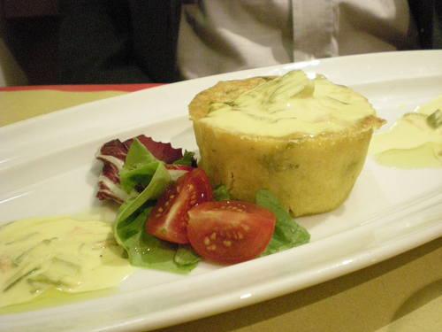 Trattoria  Sampei   で満足夕食!!_c0179785_1835123.jpg