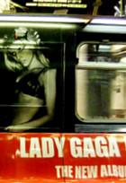 ニューヨークの地下鉄に歌手のレディ・ガガさん電車登場!!!_b0007805_13375336.jpg