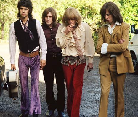 60年代ロックとファッション