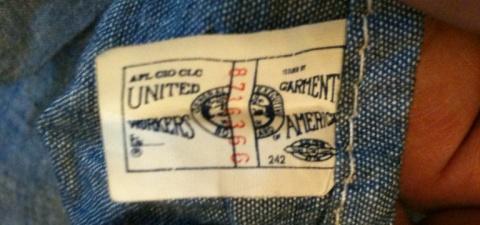 半袖シャンブレーシャツ!_c0144020_1805958.jpg