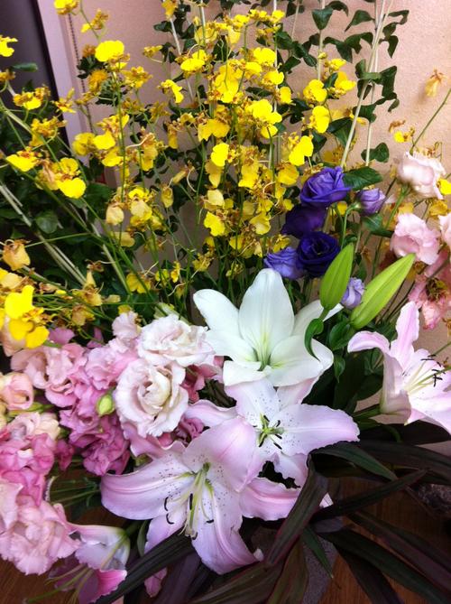 今週のお花_a0200423_2037713.jpg