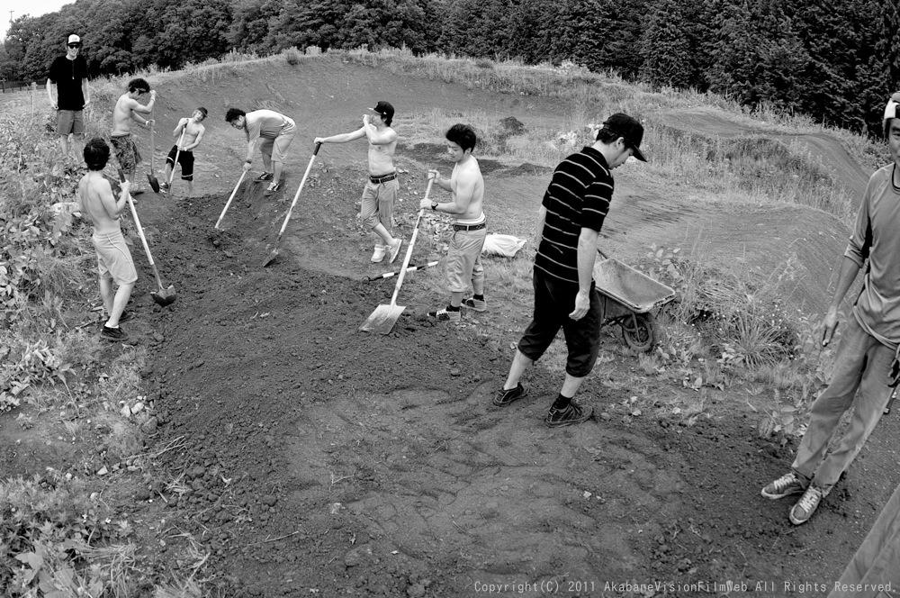 JOSF緑山6月初心者講習会&コース開放日の風景VOL2:スタート練習の風景_b0065730_1724535.jpg