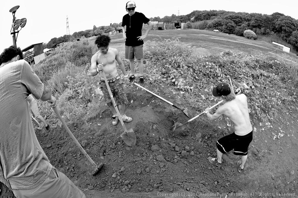 JOSF緑山6月初心者講習会&コース開放日の風景VOL2:スタート練習の風景_b0065730_17284446.jpg