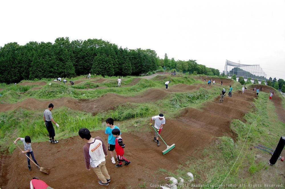 JOSF緑山6月初心者講習会&コース開放日の風景VOL2:スタート練習の風景_b0065730_17291494.jpg
