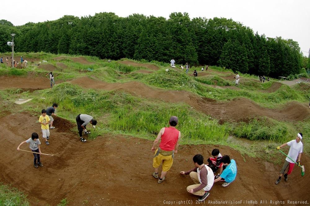 JOSF緑山6月初心者講習会&コース開放日の風景VOL2:スタート練習の風景_b0065730_17305830.jpg