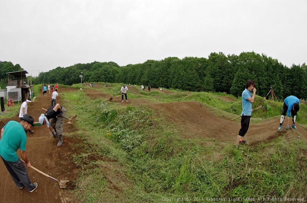 JOSF緑山6月初心者講習会&コース開放日の風景VOL2:スタート練習の風景_b0065730_17311221.jpg