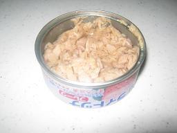 ツナとなめたけの炊き込みご飯_a0139242_4504387.jpg