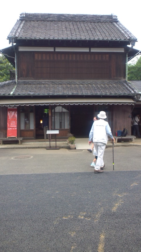江戸東京たてもの園 part 2_d0165848_12431479.jpg