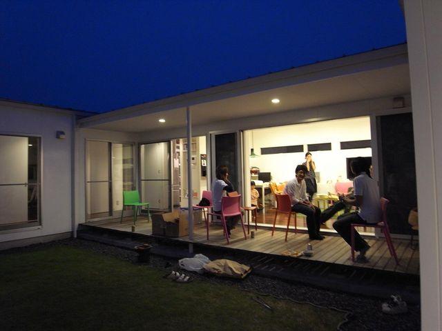 home party!_e0149215_157054.jpg