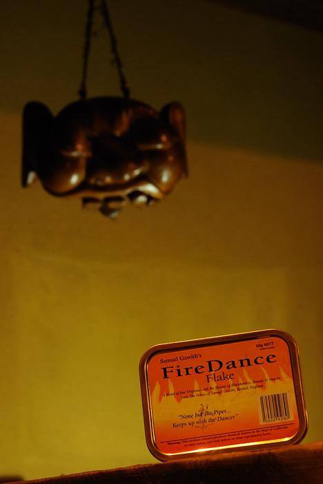 サミュエル・ガーウィズ:  ファイアーダンスフレーク ( Fire Dance Flake )_a0150949_15293088.jpg