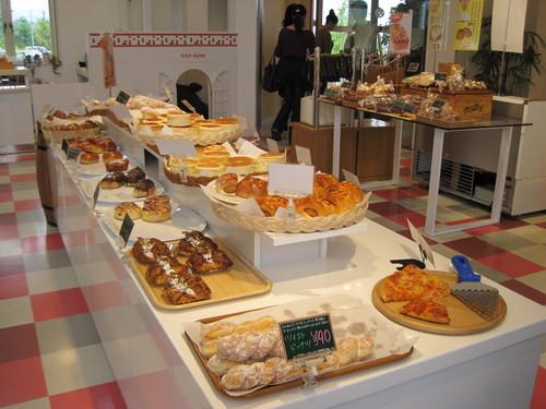 Bakery Cafe Cocorade_f0236260_18324192.jpg