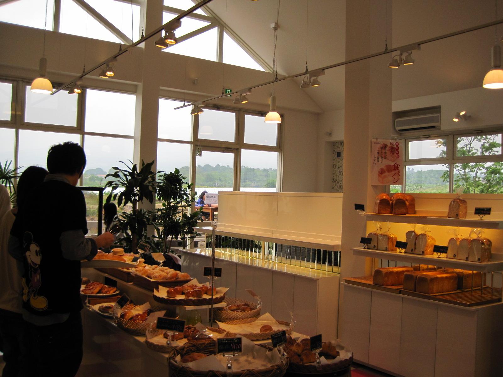 Bakery Cafe Cocorade_f0236260_18333885.jpg