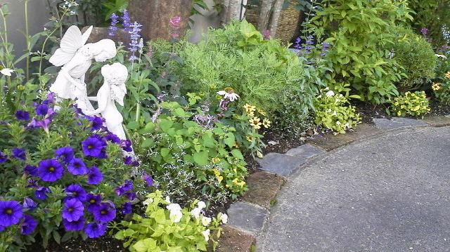 GOROさんのお庭の植栽_b0137969_6253625.jpg
