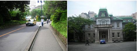 散歩を楽しく/高輪にはいろんな建物が_d0183174_19421138.jpg
