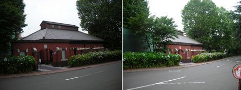 散歩を楽しく/高輪にはいろんな建物が_d0183174_19442036.jpg