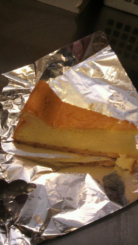 cheeseケーキ_a0075684_032844.jpg