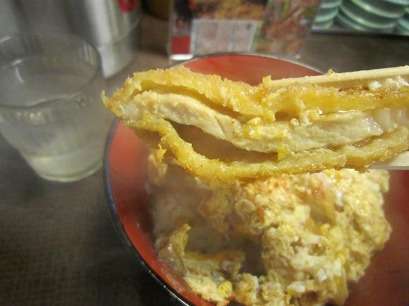 味べい / なぜかまた食べたくなるカツ丼ミステリー_e0209787_13404299.jpg