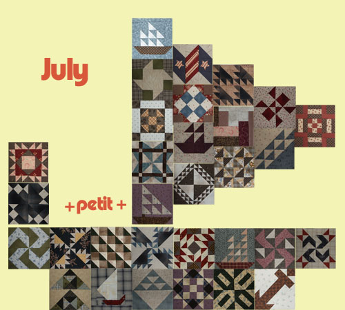 バースデーキルト All patterns*July*_a0122205_15102920.jpg