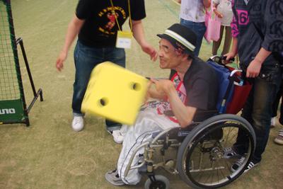 6/11ふれあいスポレク祭に参加!_a0154110_9522462.jpg