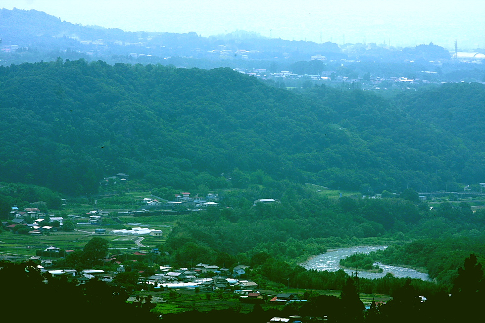利根川の向こうに - 2011年初夏・上越 -_b0190710_71435100.jpg