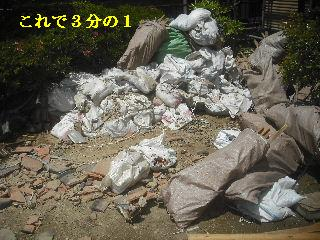 屋根工事7日目_f0031037_21292877.jpg