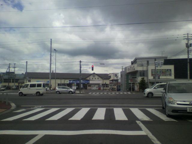 五稜郭駅_b0106766_21145485.jpg