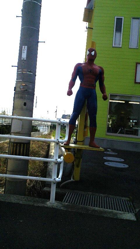 スパイダーマン_c0001670_22264381.jpg